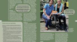 Dwarslaesie Nederland (DON) onderzoek naar genezing dwarslaesie Janneke Stolwijk revalidatiearts