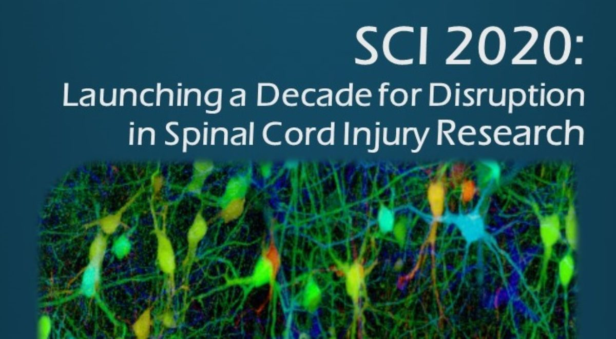 NIH Disruption in cure spinal cord injury research