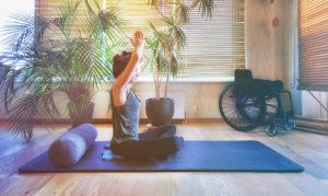 Unfreeze Your Body Challenge: Paraplegic Yoga